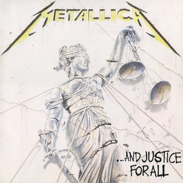 METALLICA - …And Justice For All KASETTI 2018 REMASTERED