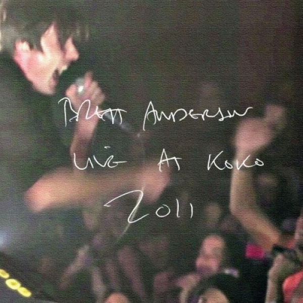 ANDERSON BRETT - Live at Koko 2011 LP