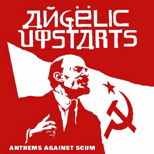 ANGELIC UPSTARTS - Anthems Against Scum LP Mad Butcher