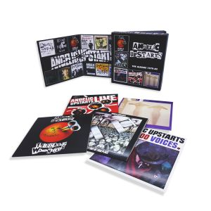 ANGELIC UPSTARTS - THE ALBUMS 1979-82 5CD BOX