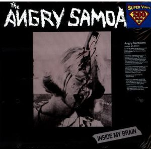 ANGRY SAMOANS - Inside My Brain MLP Drastic Plastic Records LTD NUMBERED 200gram