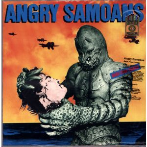 ANGRY SAMOANS - Back From Samoa LP Drastic Plastic Records LTD COLOUR VINYL
