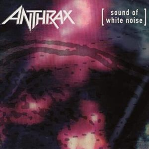 ANTHRAX - Sound Of White Noise 2LP UUSI Megaforce