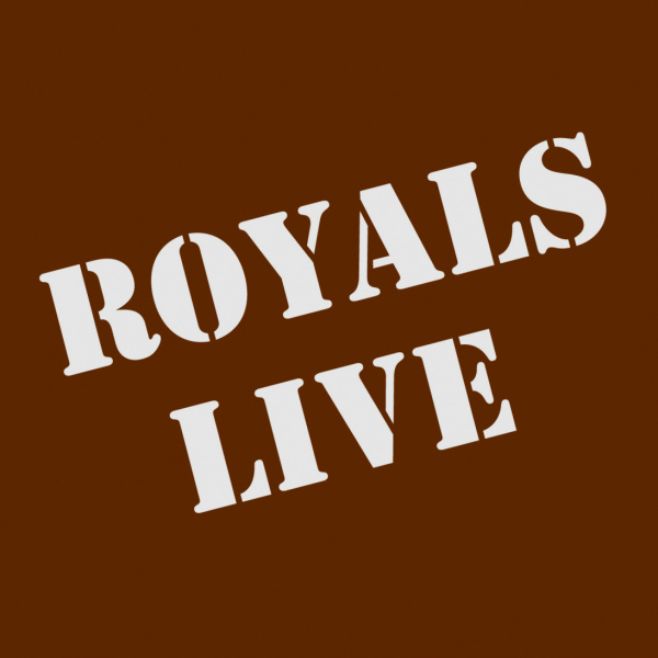 ROYALS - Live 2LP Ainoa! Productions