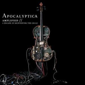APOCALYPTICA - Amplified-10 years of reinventing cello 2CD