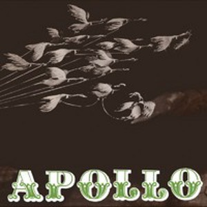 "APOLLO - Apollo LP+7"" BLACK VINYL"