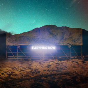 ARCADE FIRE - Everything Now (Night Version) CD