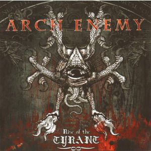 ARCH ENEMY - Rise of the Tyrant CD