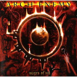 ARCH ENEMY - Wages of sin 2CD