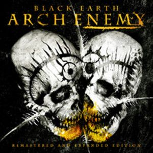 ARCH ENEMY - Black earth 2CD REISSUE
