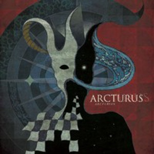 ARCTURUS - Arcturian LP LTD RED VINYL  Prophecy Productions