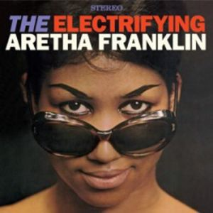 ARETHA FRANKLIN - The Electrifying LP Pan Am Records UUSI