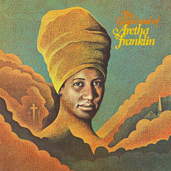 ARETHA FRANKLIN - The Gospel Soul of Aretha Franklin LP UUSI Rumble Records