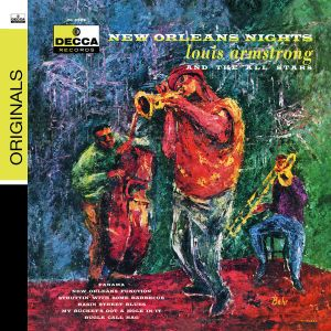 ARMSTRONG LOUIS - New Orleans Nights CD