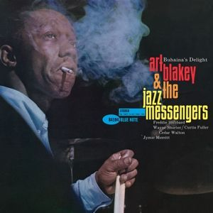 ART BLAKEY & THE JAZZ MESSENGERS - Buhaina's Delight LP Blue Note