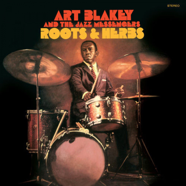 ART BLAKEY & THE JAZZ MESSENGERS - Roots & Herbs Pan Am Records