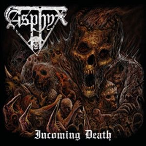 ASPHYX - Incoming Death CD
