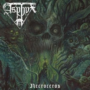 ASPHYX - Necroceros LP Century Media