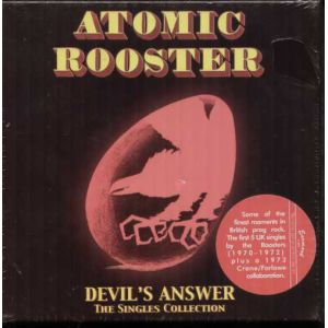 ATOMIC ROOSTER - Devil's Answer-The Singles Collection BOX 6×Vinyl 7""