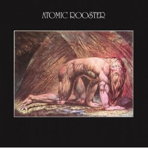 ATOMIC ROOSTER - Death Walks Behind You LP UUSI Music On Vinyl