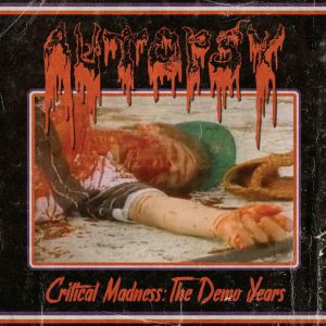 AUTOPSY - Critical Madness: The Demo Years LP UUSI Peaceville