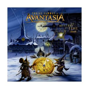 AVANTASIA - The Mystery Of Time LTD DIGI