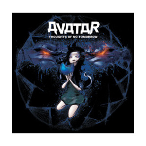 AVATAR - Thoughts Of No Tomorrow LP Gain Sony UUSI (TARJOUS)
