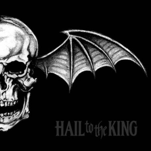 AVENGED SEVENFOLD - Hail to the king 2-LP Warner UUSI M/M