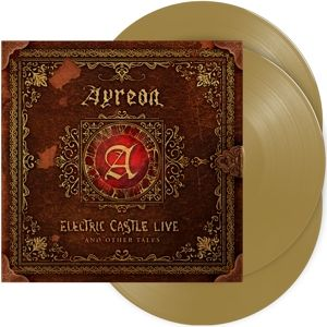 AYREON - Electric Castle Live and Other Tales 3LP
