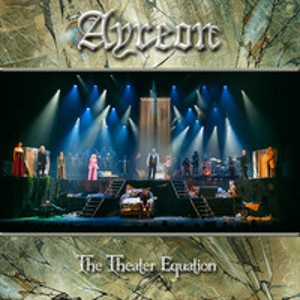 AYREON - The Theater Equation DELUXE EDITION Blu-ray+2DVD+CD