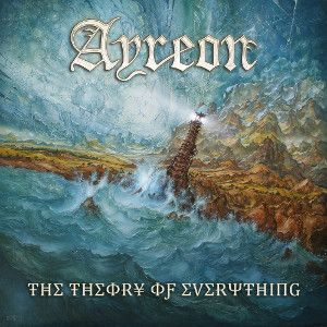 AYREON - Theory of Everything Special Edition 2CD+DVD Mediabook
