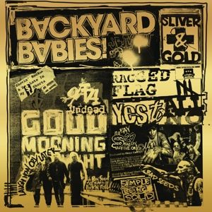 BACKYARD BABIES - Sliver and Gold LP+CD