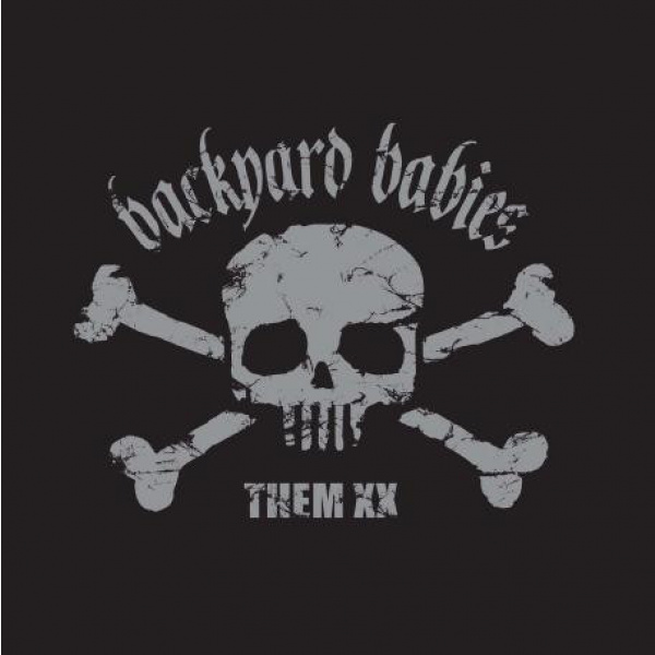 BACKYARD BABIES - Them XX 3CD+DVD+Book
