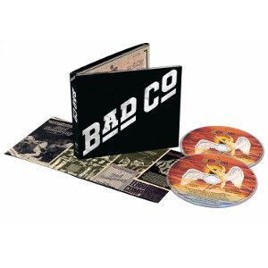 BAD COMPANY - Bad Company DELUXE EDITION 2CD