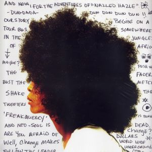 BADU ERYKAH - Worldwide underground CD
