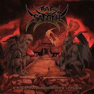 BAL-SAGOTH - A black moon broods over lemuria CD