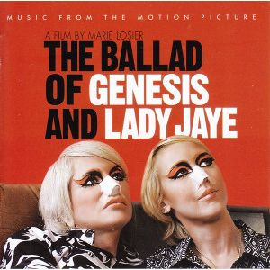 V/A -  The Ballad Of Genesis And Lady Jaye: Music From The Motion Picture 2LP
