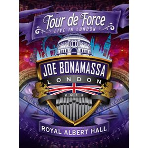 BONAMASSA JOE - Tour de Force: Live in London 2013 -Royal Albert Hall 2DVD