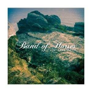 BAND OF HORSES - Mirage Rock LP SONY