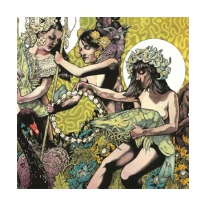BARONESS - Yellow & green 2CD