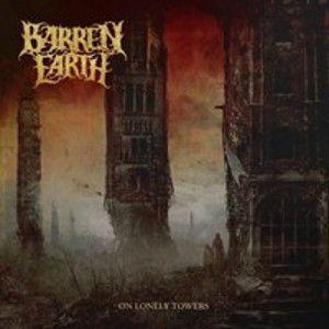 BARREN EARTH - On Lonely Towers LTD DIGI