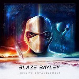 BAYLEY BLAZE - Infinite entanglement CD