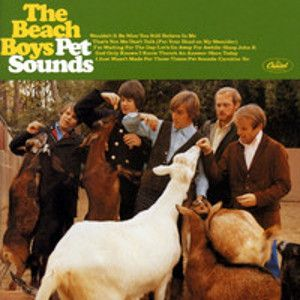 BEACH BOYS - Pet sounds *Stereo/Mono* CD
