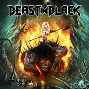 BEAST IN BLACK - From Hell With Love CD