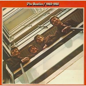 BEATLES - 1962-1966 2LP Apple Records ‎