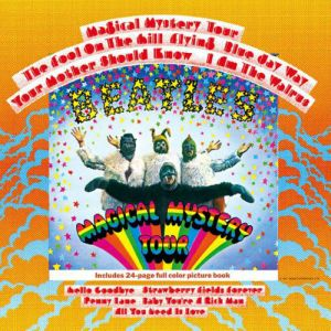 BEATLES - Magical Mystery Tour (Remaster) 180gr LP