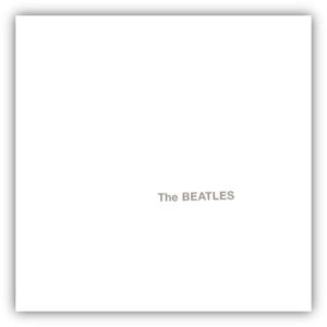 BEATLES - Beatles (White Album) 2LP 50TH ANNIVERSARY
