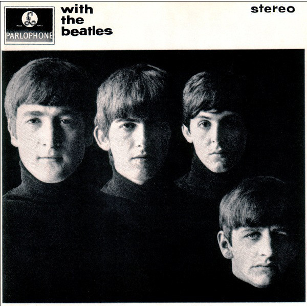 BEATLES - With the Beatles LP Emi UUSI REMASTERED