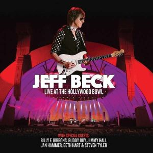 BECK JEFF - Live At The Hollywood Bowl DVD