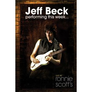 BECK JEFF - Performancing This Week- Live at Ronnie Scott´s DVD